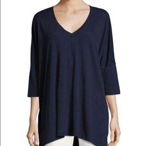 Eileen Fisher Dolman Sleeve Tunic